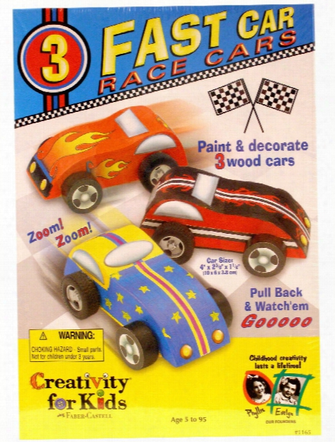 Fast Car Race Cars Kit Kit