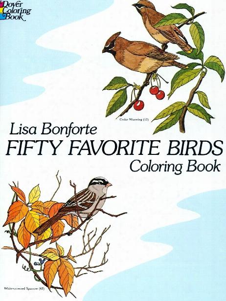Fifty Afvorite Birds Fifty Favorite Birds