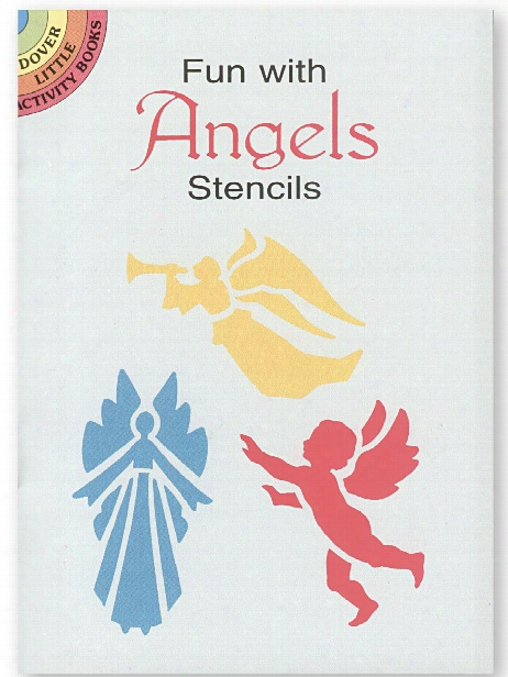 Fub With Angels Stencils Fun With Angels Stencils