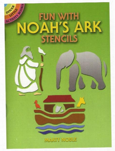 Fun With Noah's Ark Stencils Fun With Noah's Ark Stencils