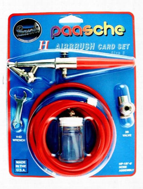 H3 Airbrush Set H-3 Set