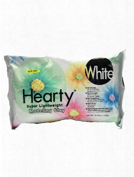 Hearty Clay White 1 3 4 Oz.