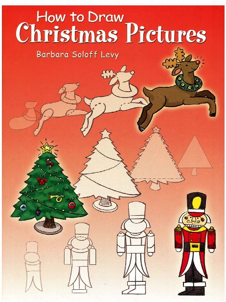 How To Draw Christmas Pictures How To Draw Christmas Pictures