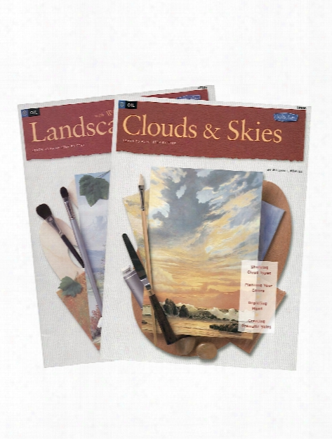 How To Series: Oil Clouds & Skyscapes
