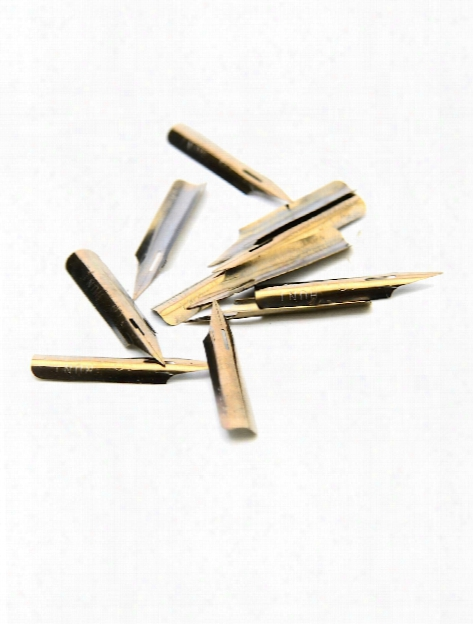 Hunt Artists' Pen Nibs-drawing No. 99 Pack Of 2