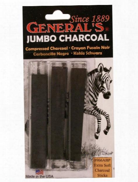 Jumbo Charcoal Pack Of 3