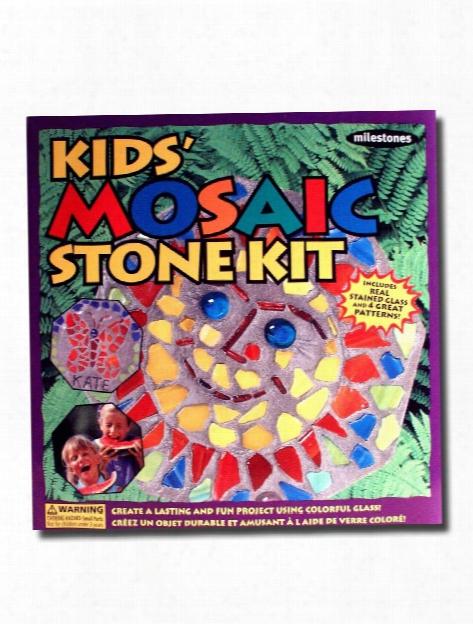 Kids' Mosaic Kit Kids' Mosaic Kit