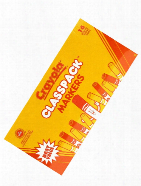 Markers Classpack Pack Of 256
