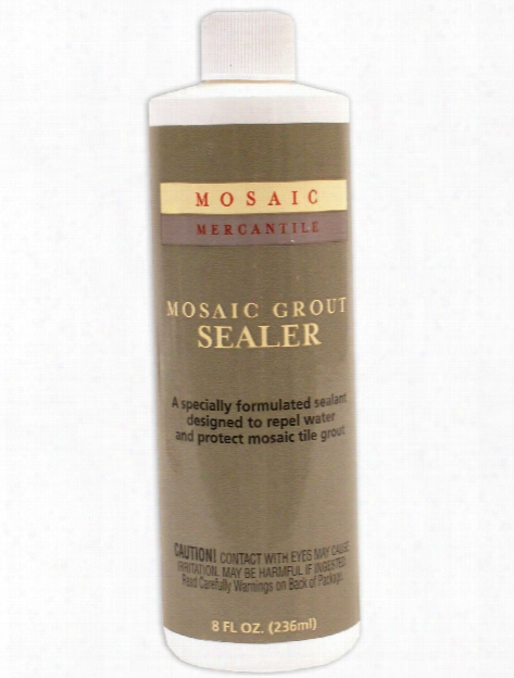 Mosaic Grout Sealer 8 Oz.