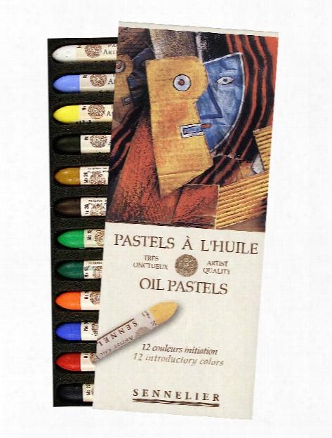 Oil Pastel Sets Bright Colors