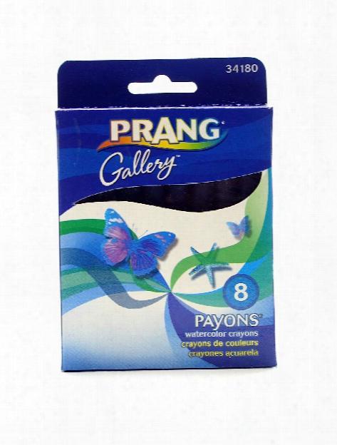 Payons Watercolor Crayons Set Of 12