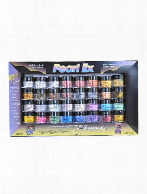 Pearl Ex Powdered Pigment Sets Set Of 6