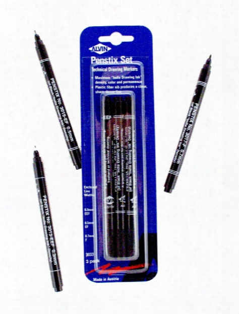 Penstix Set Set Of 3