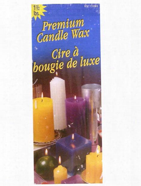 Premium Candle Wax 1 Lb. Pellets