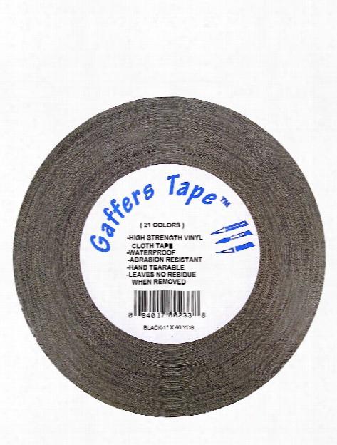 Pro-gaffer Tape 3 In. X 60 Yd.