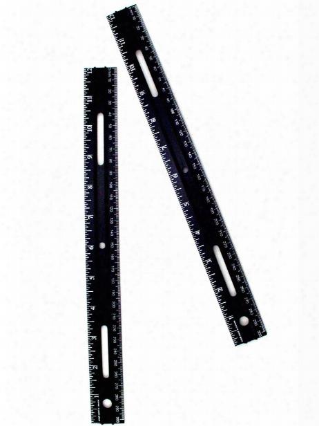 Recycled 12 In. Ruler Plastic Ruler