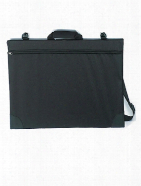 Soft Side 2 Portfolios 24 In. X 36 In. Black