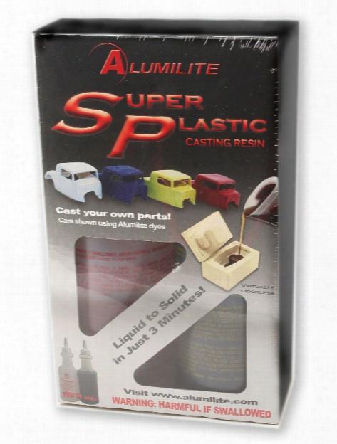 Super Plastic Casting Resin 28 Oz.