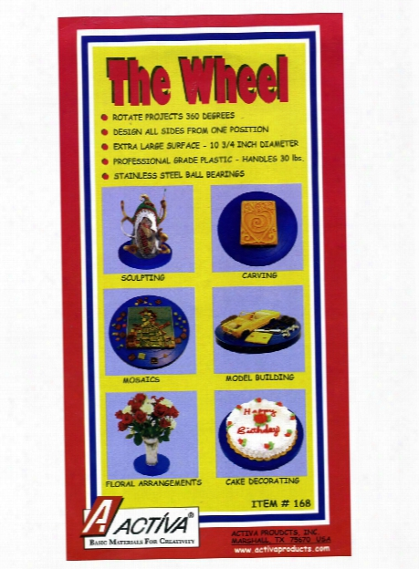The Wheel For Sculptors Sculpture Wheel