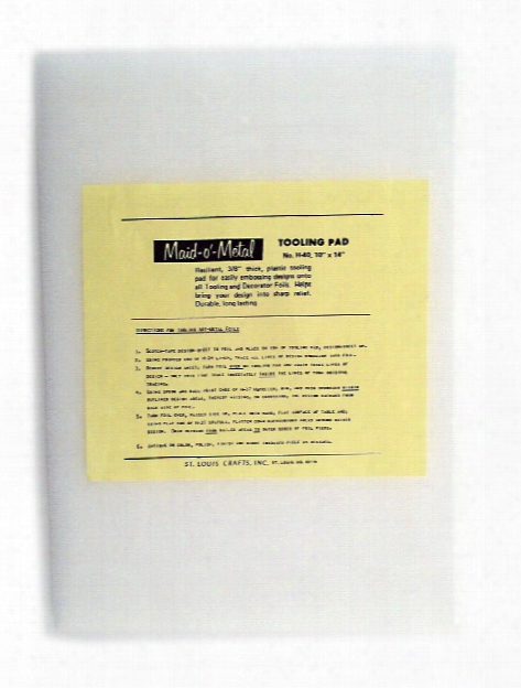 Tooling Pad 10 In. X 14 In.