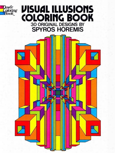 Visual Illusions Coloring Book Visual Illusions Coloring Book