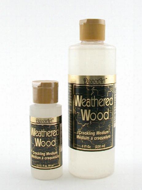 Weathered Wood 8 Oz.