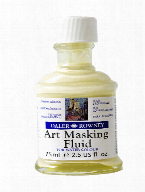 Art Masking Fluid 75 Ml