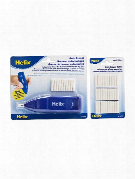 Auto Eraser Eraser Refills Pack Of 30