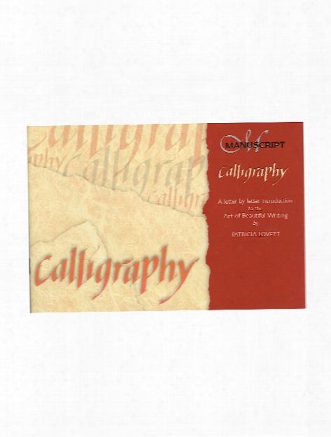Calligraphy Manual Each