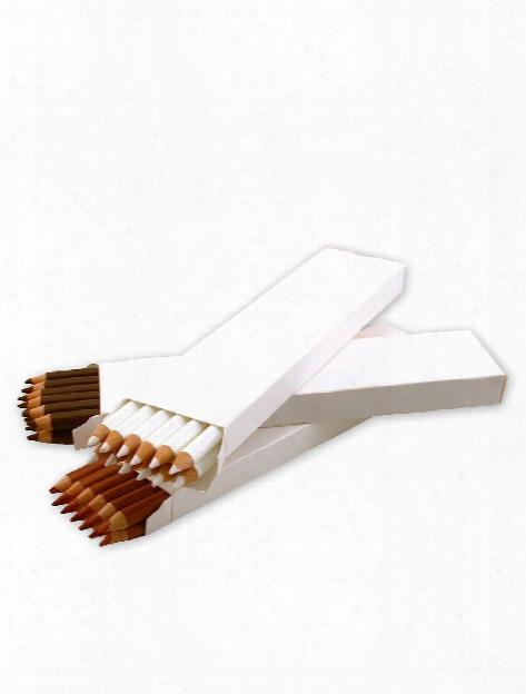 Charcoal Pencils Black Medium