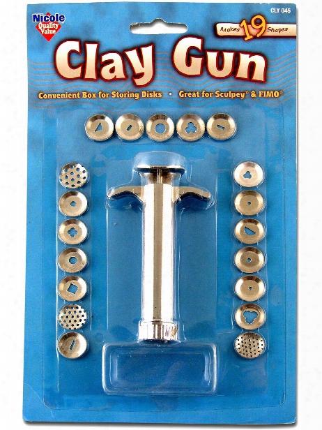 Clay Gun Clay Gun Set