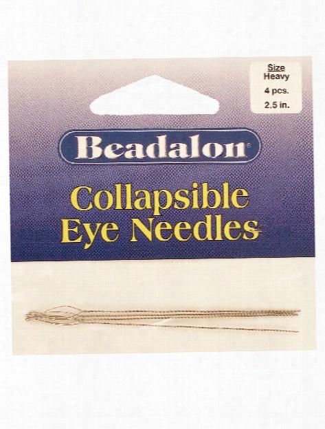 Collapsible Eye Needles 0.3 Mm