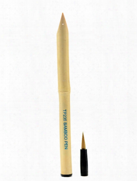 Combo Bamboo Pen & Brush Each