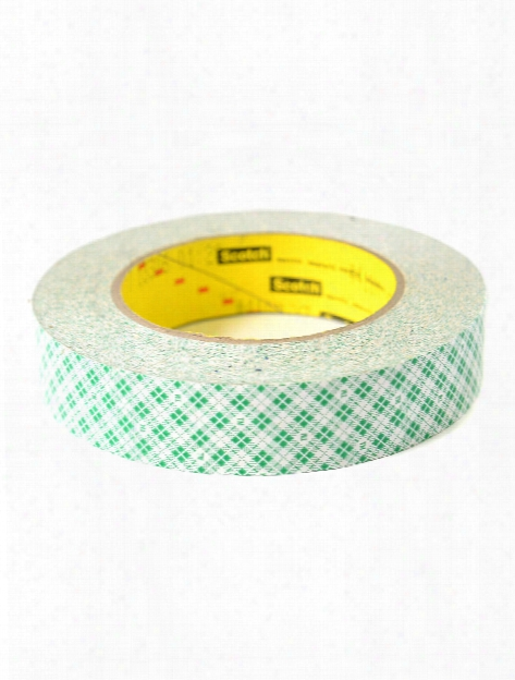 Double Coated Tissue Tape 3 4 In. X 36 Yd.
