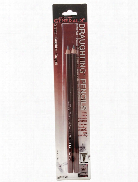 Draughting Pencil Pack Of 2