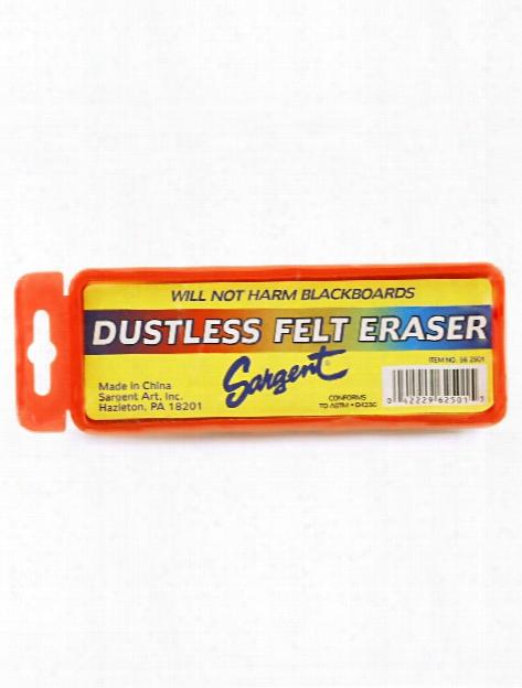 Dustless Felt Eraser Dustless Felt Eraser 2 In. X 5 In. X 1 In.