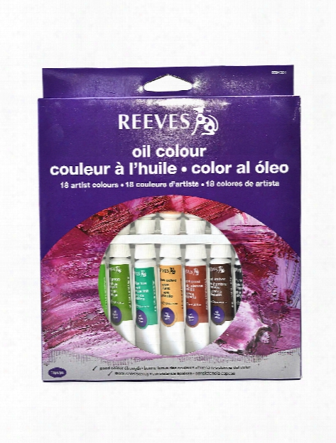 Fine Oil Colours Sets Set Of 12
