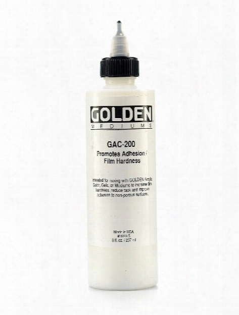Gac 200 Acrylic Medium 8 Oz.
