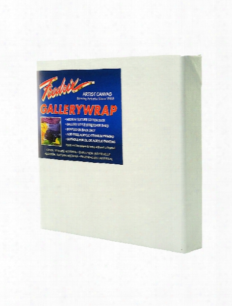 Gallerywrap Stretched Canvas 36 In. X 36 In. Each