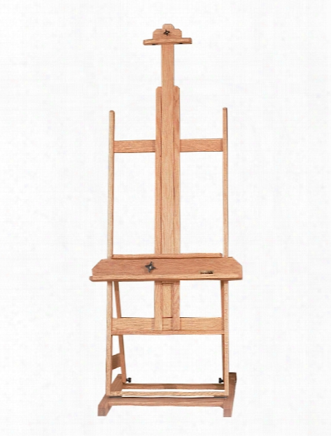 Giant Dulce Wood Easel Giant Easel