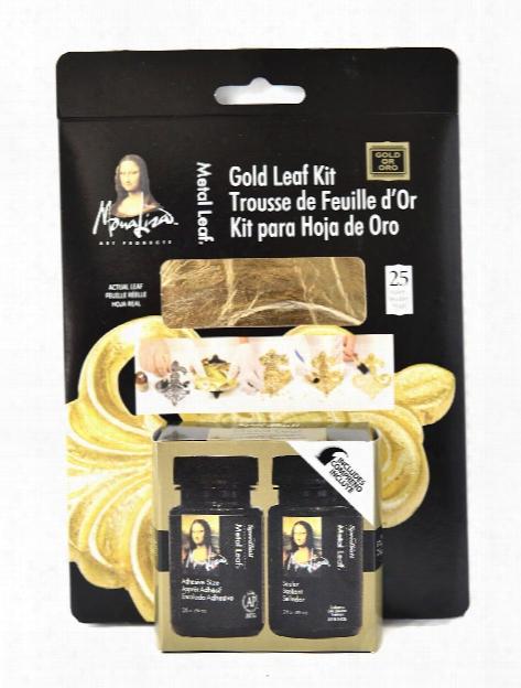 Gold Leaf Kit Gold Leaf Kit