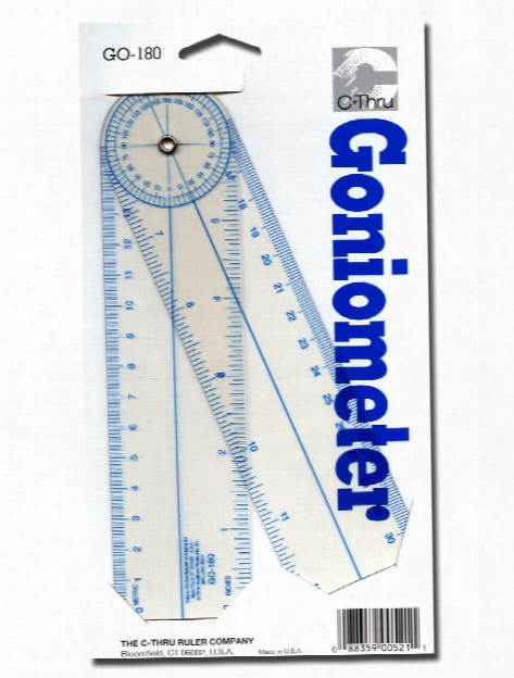 Goniometer Quick-angle Protractor Each