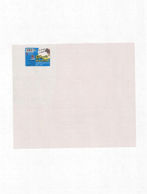 Gowrite Dry Erase Poster Board 22 In. X 28 In.