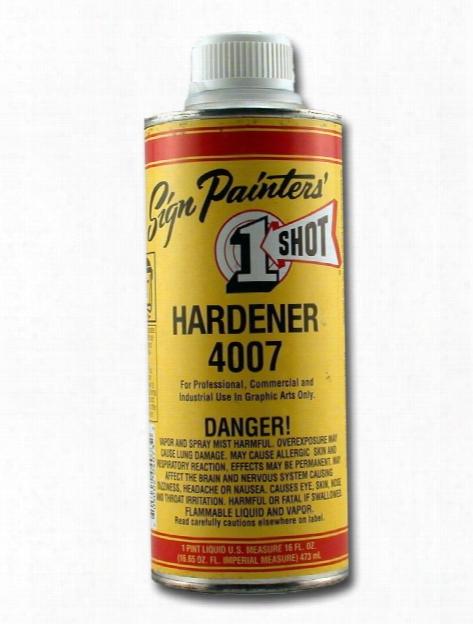 Hardener 16 Oz.