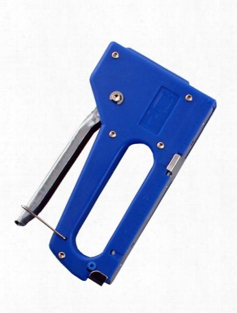 Light Duty Easy Tracker Staple Gun Each Blue