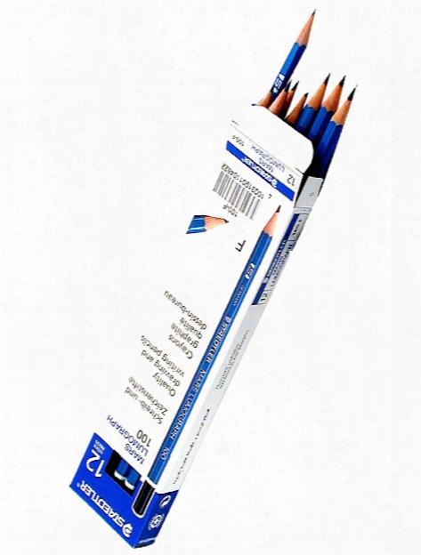 Lumograph 100 Series Drawing Pencils 8b