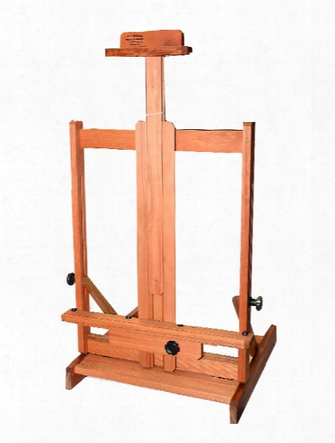 Lyptus Wood Deluxe Table Top Easel Table Easel