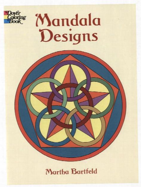 Mandala Designs Coloring Book Mandala Designs Coloring Book