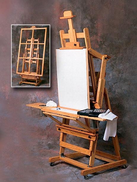Manhattan Easel Studio Easel