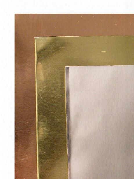 Metal Tooling Foils Aluminum 12 In. X 3 Ft. Rolls Each